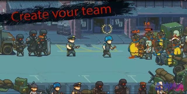 〖遊戲不止〗像素到極致的喪屍題材遊戲