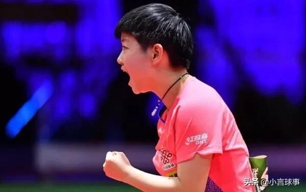 澳乒賽女單首輪,國乒選手就上演三場德比戰,王曼昱VS孫穎莎最可惜,為什麼這麼說?