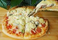 培根火腿披薩