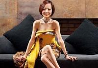 皮包骨的陳魯豫,嫁給外國老公遭家暴,但現在依舊堅強