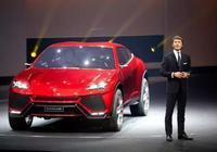 蘭博基尼Urus:世上動力最強SUV