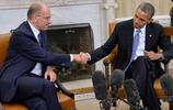 奧巴馬翹二郎腿的8張罕見照片
