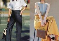 穿來穿去還是喜歡優雅輕熟風穿搭,簡單演繹氣質女人的精緻與高級
