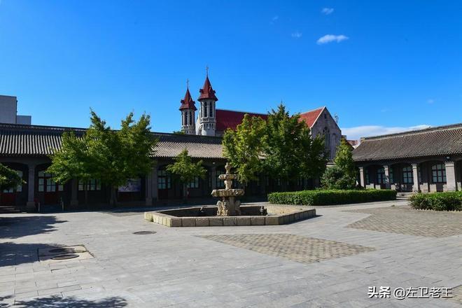 我黨第一個省級民主政府舊址,國家級文保單位——宣化博物館實拍