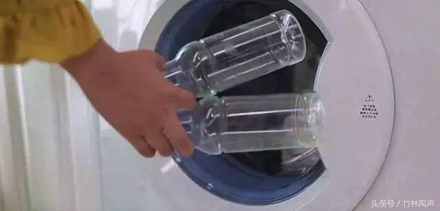 教你一個用洗衣機洗衣服 衣服不纏繞的妙方 看了絕對不後悔