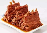 肉香撲鼻,軟糯鮮香的醬脊骨!
