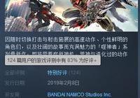 《噬神者3》正式發售 Steam好評率83%,支持繁中