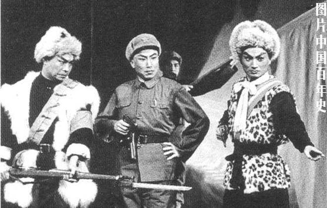 高清劇照:60年代的經典樣板戲