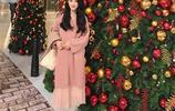 """最近特火的冬裙,也叫""""法式裙"""",780女人聖誕聚會穿,美醉了"""