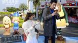 """《最萌身高差》該片講述了90後大學生夏汐泠和張瀟從一對冤家變成了戀人,被網友戲稱為""""最萌身高差"""""""