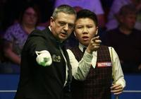 世錦賽:周躍龍驚險晉級,小特約戰丁俊暉