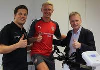 斯圖加特新援貝克:我還想再一次入選德國國家隊