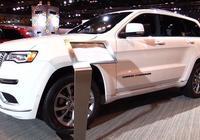 新車解讀--2019最新款Jeep吉普大切諾基 Summit版 豪華越野SUV