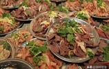 實拍:河南農村結婚酒席包桌320元,好吃還實惠