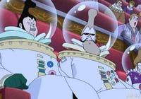海賊王中天龍人為什麼這麼廢柴,尾田是個畫漫畫的,他不懂海賊王