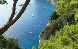 旅行遊記 卡普里島在那不勒斯灣南部入海口附近與索倫託半島相望