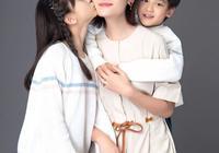 田亮晒森碟和兒子的照片,葉一茜真漂亮,網友:田亮基因還是強大