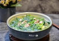 春天不吃這菜就虧了,清香柔嫩,用來煮湯味道鮮美,還清熱去火