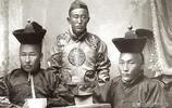 清朝官員眾生相:圖二是收復新疆的左宗棠,圖十是大貪官和珅!