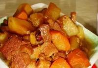 山藥紅燒肉:山藥最對味的吃法