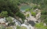 近日炎熱難耐,濟南避暑好地方之九如山瀑布群