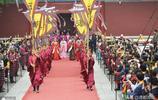 濰坊臨朐有座名山,到了五月份會舉行祀山大典,吸引很多人來遊玩