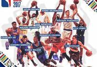 NBA公佈今年非洲賽名單:鄧、德克領銜