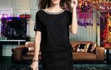 適合40歲女人穿的超大碼女裝5XL連衣裙,減齡優雅氣質顯出來