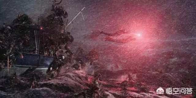 電影《海王》中有哪些細思極恐的細節?