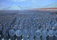 中國自秦朝統一以來,各朝代的最強軍隊,你知道是哪隻嗎?看對否