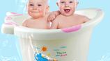 可愛有顏值的洗澡盆,讓你的寶寶愛上洗澡,媽媽更省心
