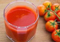 每天1杯番茄汁 對我們的心血管健康有好處