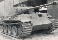 黑豹系列坦克前世今生 黑豹曾有機會改寫二戰歷史
