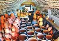 傳統工藝陶器製作受歡迎