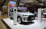 車展實拍魏派全新車型混動VV7C,百公里加速5.9S可以與唐一戰,2.3L油耗亮了!