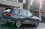 全新首代寶馬X7配置曝光 40i車型將在上海車展上市