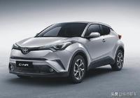 豐田VS本田,新款繽智對比C-HR,小型SUV你會選擇誰?