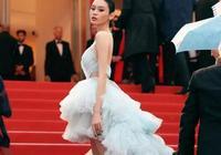 少了范冰冰的戛納紅毯,關曉彤成中國女星最美?