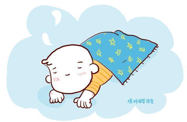 想要寶寶安穩睡一整夜,第四個月是關鍵,掌握這幾點也很重要