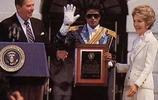 邁克爾傑克遜與美國總統,8、9圖令人唏噓