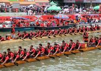 攝影圖悅:廣州土豪划龍舟,全程拍攝