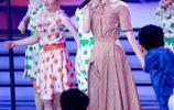 34歲白百何終於換新發型,搭配一條格子裙,輕鬆美回少女樣!