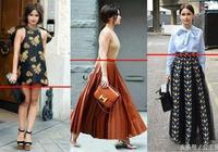 你的身高適合多長的連衣裙呢?