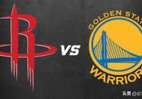 NBA常規賽 火箭 vs 勇士