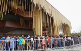 """北京世園會植物館:佔地3.9萬平方米,2萬株熱帶植物在此""""安家"""""""