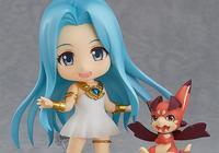 GSC《碧藍幻想 露莉亞/碧》粘土人發售