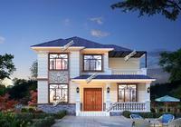 在老家有地就是爽,這五款農村別墅最低造價20w左右,人人都能建