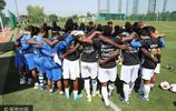 韓國U20世界盃 洪都拉斯訓練備戰