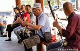 陝西渭南:渭清路十字東南角的秦腔自樂班圖紀 宋渭濤 攝影