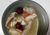 廣式老火靚湯——豬肚雞